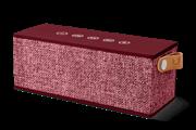 Fresh 'n Rebel Rockbox Brick Fabriq Edition Bluetooth Ηχείο Ruby (Μπορντό)