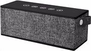 Fresh 'n Rebel Bluetooth Ηχείο Rockbox Brick Fabriq Black Edition
