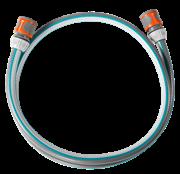 "Gardena Λάστιχο Σύνδεσης 1,5 m- Σετ με συνδέσμους OGS  Classic 1/2"""