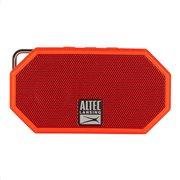 ALTEC LANSING φορητό ηχείο Mini H2O IP67 με γάντζο κόκκινο