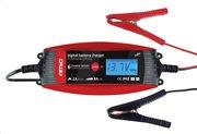 AMIO Ψηφιακός φορτιστής μπαταριών οχημάτων 02088 6V/12V 2A/4A