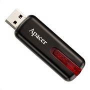 APACER USB Flash Drive AH326 USB 2.0 32GB Black