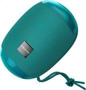 BOROFONE φορητό ηχείο BR6 BT/FM/3.5mm/USB/SD Card πράσινο