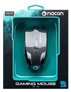 Nacon Οπτικό Gaming Ποντίκι PC PCGM-105 Grey