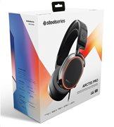 Arctis Pro gaming Ακουστικά της Steelseries, για PC, Μαύρα 61486