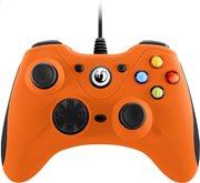Nacon Ενσύρματο Gaming Χειριστήριο PC PCGC-100ORANGE Orange