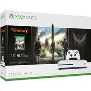 Microsfot console Xbox One S 1TB Division 2