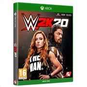 XB1 WWE 2K20 STANDARD EDITION