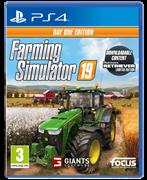 PS4 FARMING SIMULATOR 19 D1 EDITION