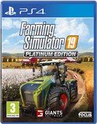 PS4 FARMING SIMULATOR 19 - PLATINUM EDITION