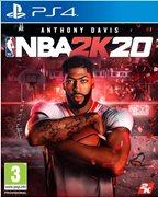 PS4 NBA 2K20 STANDARD EDITION (GREEK)