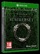 Bethesda The Elder Scrolls Online Summerset Xbox One Game