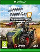 XB1 FARMING SIMULATOR 19 - PLATINUM EDITION