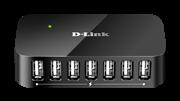 D-Link Hub USB 2.0 7 θυρών