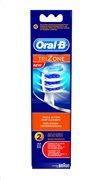 Oral-B Βουρτσάκι Trizone Σετ 2τμχ EB30-2/N