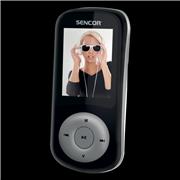 Sencor MP3/MP4 Player 8 GB με Ραδιόφωνο SFP 5870 BS