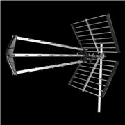 Sencor Εσωτερική Κεραία Τηλεόρασης 25dB SDA-640