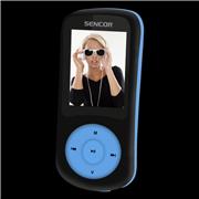 Sencor MP3/MP4 Player 8 GB με Ραδιόφωνο SFP 5870 BBU