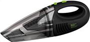 Sencor svc 190b (μαύρο) επαναφορτιζόμενο σκουπάκι υγρών στερεών 45w