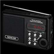 Sencor Φορητό Ραδιόφωνο Τσέπης SRD 215 B