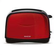 Sencor sts 2652rd (κόκκινο) φρυγανιέρα 850 watt