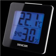 Sencor Θερμόμετρο-Ξυπνητήρι SWS 1500 B
