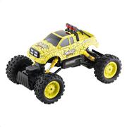 Buddy Toys Τηλεκατευθυνόμενο Αυτοκίνητο Rock Climber κίτρινο BRC 14.612