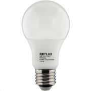 Retlux Λάμπα LED Θερμό Λευκό 9W E27 RLL 249