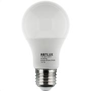 Retlux Λάμπα LED Θερμό Λευκό 9W E27 RLL 244