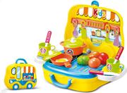Buddy Toys Παιδικό Κουζινάκι σε Χαρτοφύλακα BGP 2015