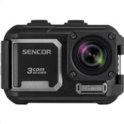 Sencor Κάμερα Δράσης Μαύρο 3CAM 4K20WR
