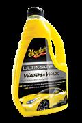 Meguiar's Σαμπουάν αυτοκινήτου με κερί Ultimate Wash & Wax 1,42lt G17748