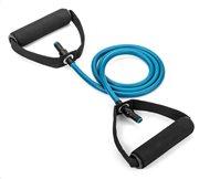Λάστιχο γυμναστικής με χερούλια GYM-0005 Φ9 1.2μ μπλε