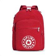 Kipling Τσάντα πλάτης με θέση για Laptop Clas Seoul Lively Red