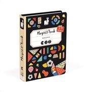 Janod Μαγνητικό Βιβλίο Γεωμετρικά Σχέδια