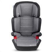 Παιδικό Κάθισμα Αυτοκινήτου Χρώματος Γκρι για Παιδιά 15-36 Kg 2018 Kinderkraft Junior Plus