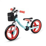 Kinderkraft Παιδικό Ποδήλατο Ισορροπίας Με Αξεσουάρ  2Way Next Χρώματος Mint