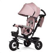 KinderKraft Τρίκυκλο Παιδικό Ποδήλατο - Καρότσι  Aveo Χρώματος Ροζ