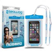 PHONE CASE SEAWAG WATERPROOF WHITE & BLUE