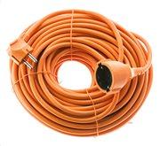 EMOS Μπαλαντέζα schuko P01240R PVC 16A 40m πορτοκαλί