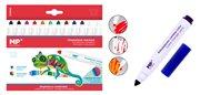 MP σετ χρωματιστών μαρκαδόρων σειράς Cameleon PP875 12τμχ