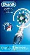 Oral-B Οδοντόβουρτσα Ηλεκτρική Επαναφορτιζόμενη Pro 2000