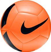 Nike Pitch Team Μπάλα Ποδοσφαίρου Total Orange/Black