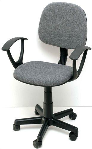 Velco Καρέκλα Γραφείου Γκρι