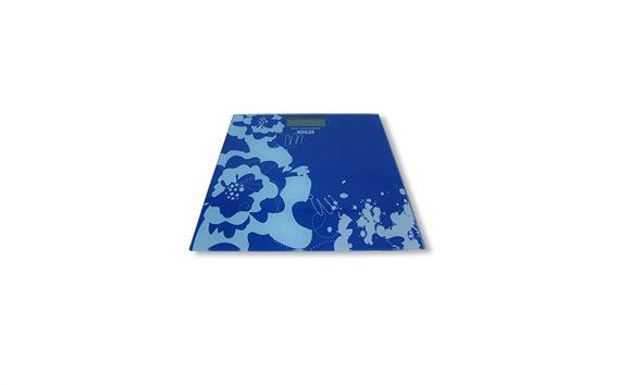 Ηλεκτρονική Ζυγαριά μπάνιου  Μπλε Muhler MSC-3039  108768