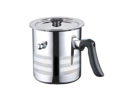 Blaumann Κατσαρολάκι Γάλακτος Μπρίκι-Γαλατιέρα διαμέτρου 16cm χωρητικότητας 2L, BL-3223
