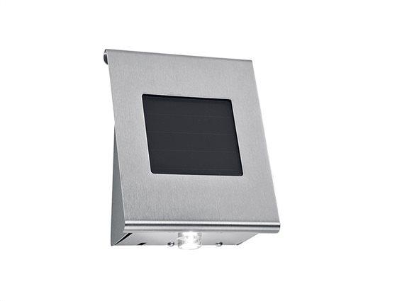Ηλιακό Φωτιστικό με Λάμπα LED Solar Light 8.5x6.6x11cm με ανιχνευτή κίνησης