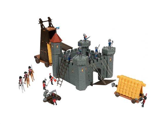 Eddy Toys Παιχνίδι Κάστρο (Castle) 35x34x34cm 115 τεμ., κατάλληλο για παιδιά άνω των 4 ετών, 0528