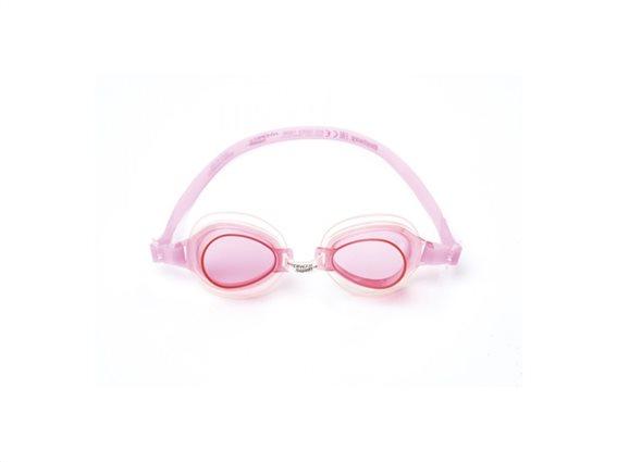 Παιδικά Γυαλιά κολύμβησης Πισίνας Θαλάσσης για ηλικίες 3 ετών και άνω, Hydro Swim 21002 Ροζ