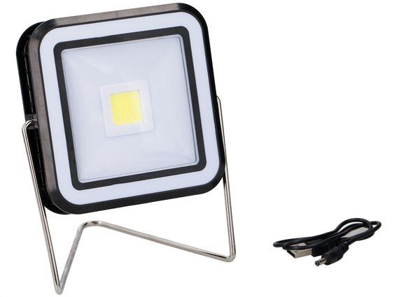 Dunlop Ηλιακό Φωτιστικό με Λάμπα LED Solar Ligh, 13.5x10x16cm, 07181